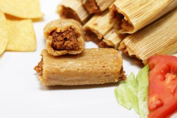 Bean Tamales