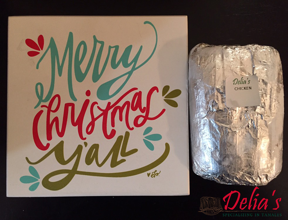 Make Your Last-Minute Search for Tamales Worth it with Delia's